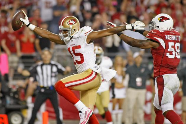 Michael Crabtree: Added Weapons in 49ers Offense Allow WR to Reach Potential