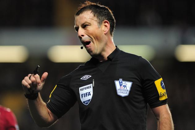 Police Investigating Chelsea Claims That Referee Mark Clattenburg