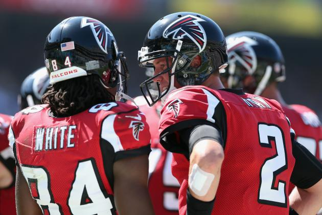 Easterbrook: Falcons Are NFL's Scariest Team