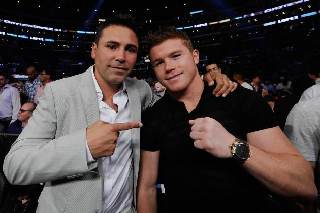 Boxing: Oscar De La Hoya Is One Great Who Should Stay Retired