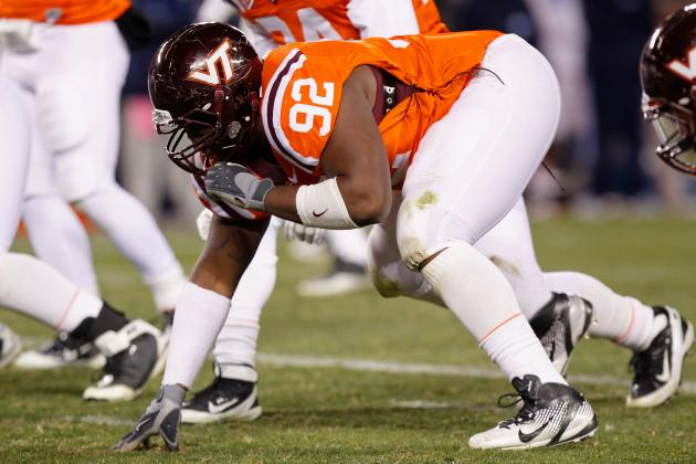 As DT Maddy Recovers, So Does Hokies' Pass Rush