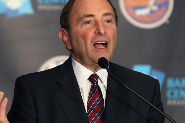 NHL Lockout: Why Fans Should Boycott the First Week When the NHL Returns