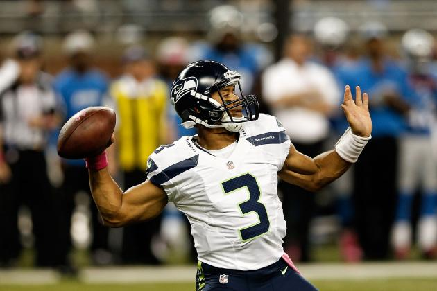 Seattle Seahawks: At Midseason, Is 2012 a Disappointment?