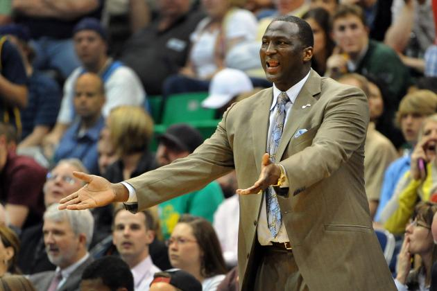 Jazz Exercises Team Option on Head Coach Tyrone Corbin