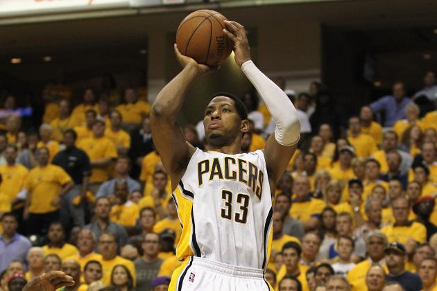 Danny Granger out Indefinitely with Sore Left Knee