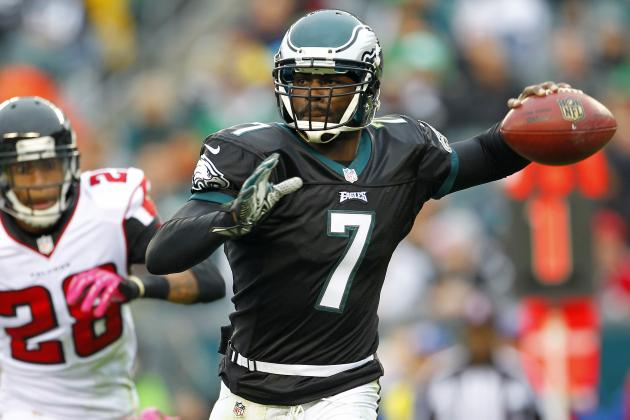 Michael Vick: Week 9 Matchup vs. Saints Is Last Chance for Eagles QB to Shine