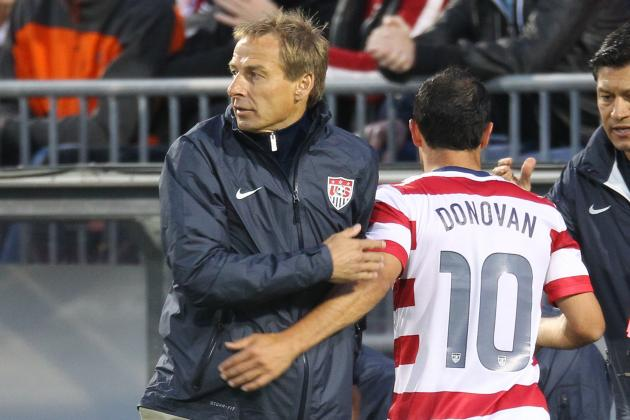 Klinsmann: Fight Is on for Donovan's Spot with US Team