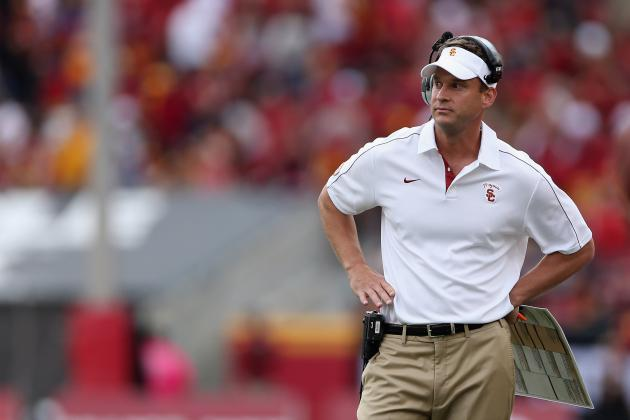USC Football: Lane Kiffin Not the Man to Lead Trojans to Championship