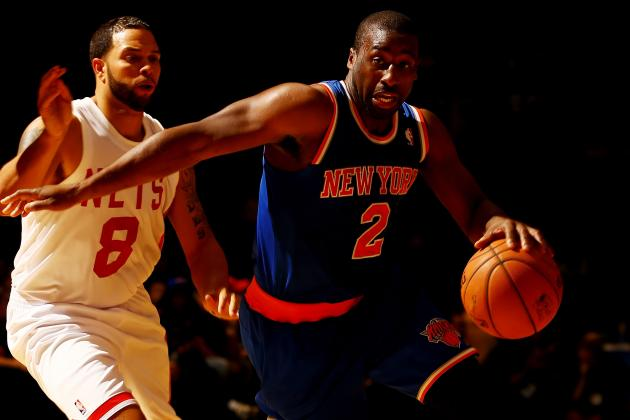 NBA Assessing Knicks-Nets Opener After Hurricane Sandy