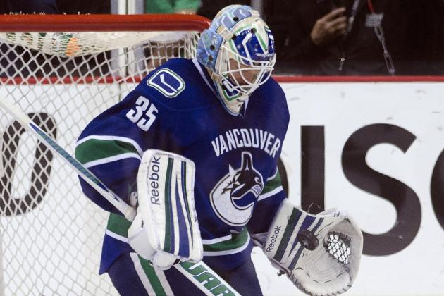 Vancouver Canucks Goalie Cory Schneider May Opt for Switzerland Adventure