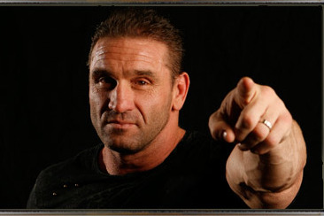 Ken Shamrock Asks Strangers to Call Him for $11.99 Per Minute