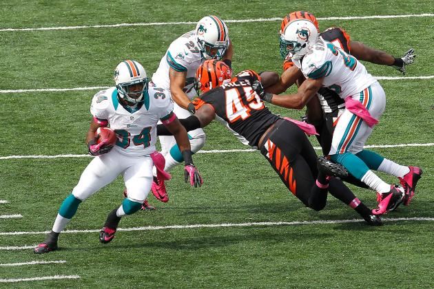 Miami Dolphins: Marcus Thigpen Has Become Quite the Return Man