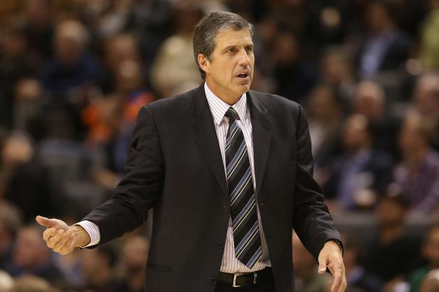 Randy Wittman, Washington Wizards Have Some Reason for Hope in 2012-2013