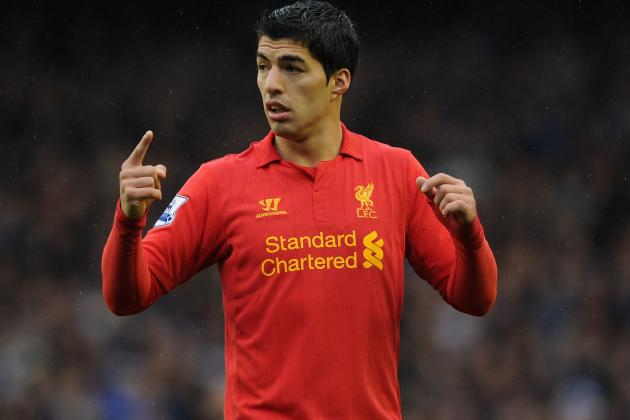 Rodgers: Suarez Loves English Football and Won't Go