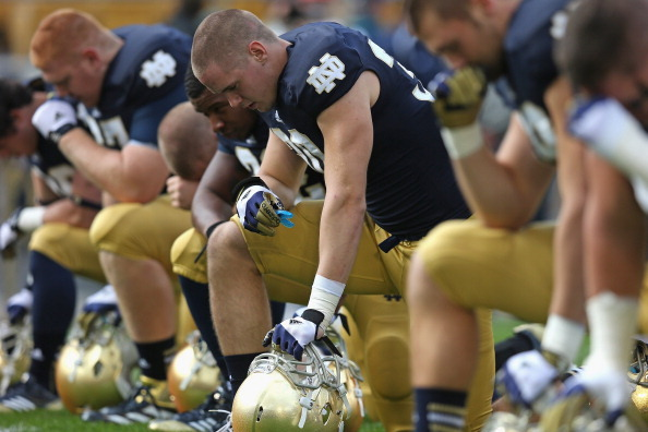 Notre Dame Football: Question Marks Still Surrounding Fighting Irish
