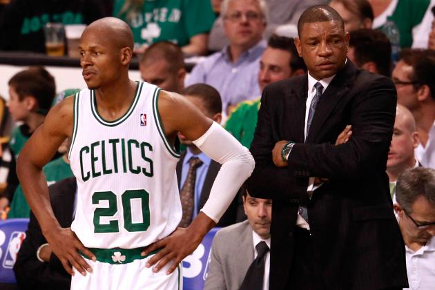 Ray Allen's Passive Aggressive Departure Will Spur Huge Season for Celtics