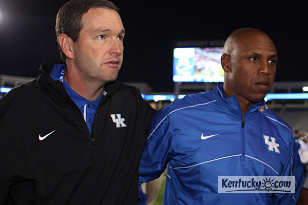 How Much Blame Should Mitch Barnhart Get for UK Football Decline?