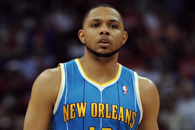 Eric Gordon Listed as Game-Time Decision, Jason Smith Will Play