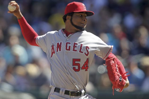 Ervin Santana Trade Rumors: Angels Must Push to Move SP Before Option Deadline