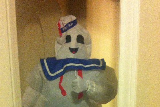 Danny Green's Halloween Costume Is Quite Epic