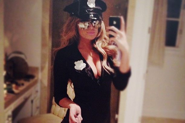 Paulina Gretzky Dominates Halloween with Bevy of Sexy Costumes