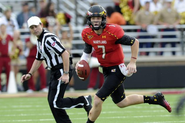 Video: Maryland's QB situation