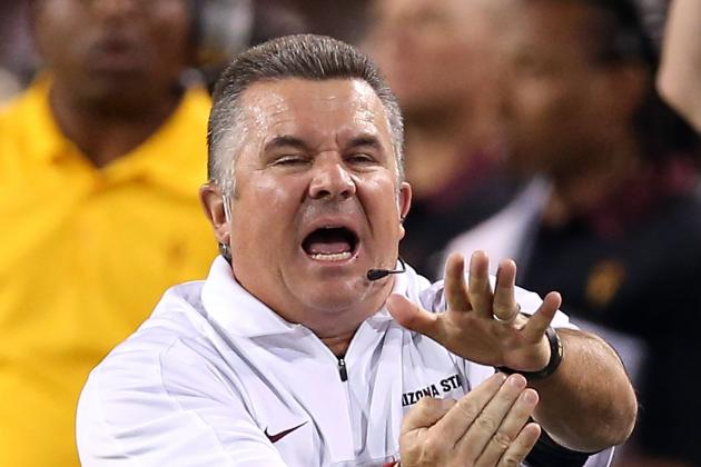Todd Graham Can Help His Cause with Strong Finish