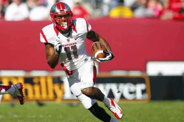 Rutgers CB Logan Ryan Named a Finalist for the Jim Thorpe Award