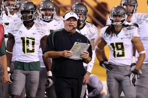 Oregon Football: Why Ducks' Hopes of Reaching BCS Title Game Are Fading Fast