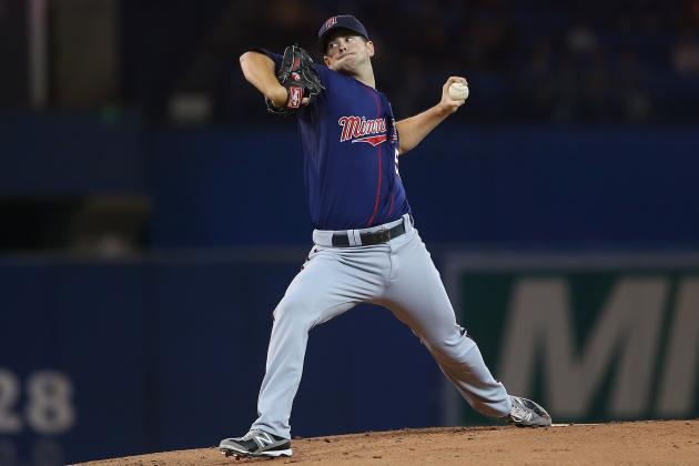 Twins on the Lookout for Starting Pitching