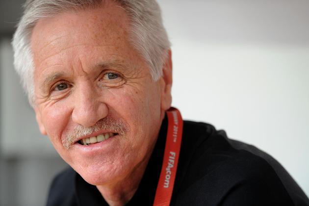 Tom Sermanni Named Head Coach of U.S. Women's National Team