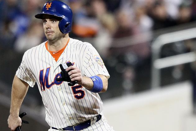 Wright & Mets Are Talking Multiyear, but $16M Option Due to Be Picked Up