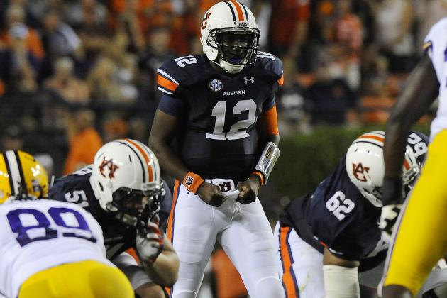 Auburn Football: Auburn Fans Should Temper Expectations for Jonathan Wallace