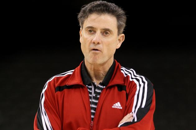 Pitino Signs Extension Through 2022