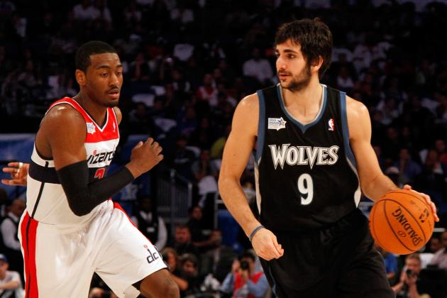 Timberwolves Exercise Third-Year Options on Rubio and Williams