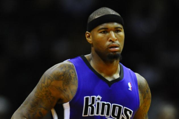 Coaches Are Trying to Harness DeMarcus Cousins' Talents