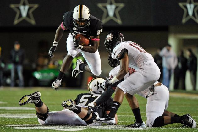 Vanderbilt Football: Examining the Commodores' Path to Bowl Eligibility