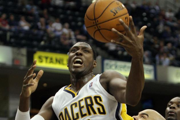 Pacers Feel Better About Bench This Season