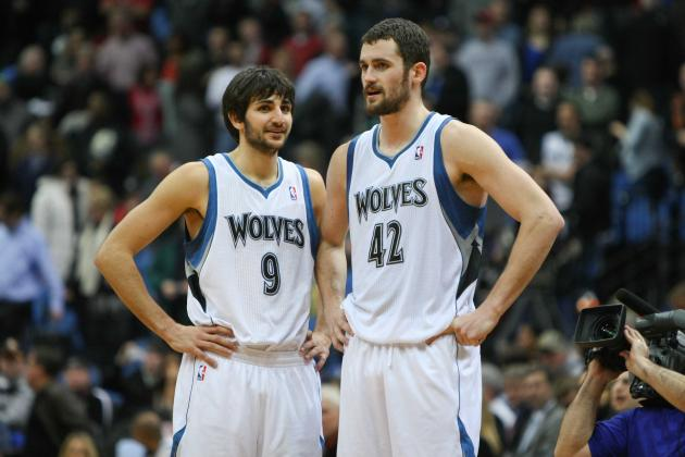 Debate: Can the T-Wolves Still Make the Playoffs Despite Love, Rubio's Injuries?