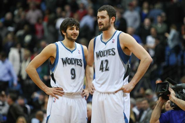Debate: Can the T-Wolves Still Make the Playoffs Despite Love, Rubio's Injuries?