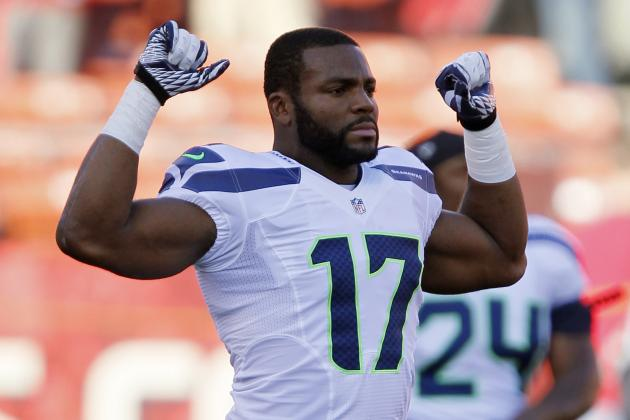 Hospital Guard Nags Hawks' Braylon Edwards for Messing Up His Fantasy Team
