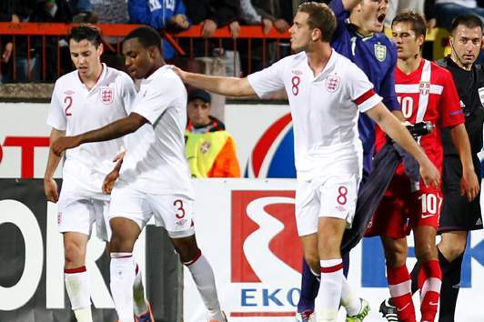 Two England Under-21 Players Charged by Serbian Police over Pitch Brawl
