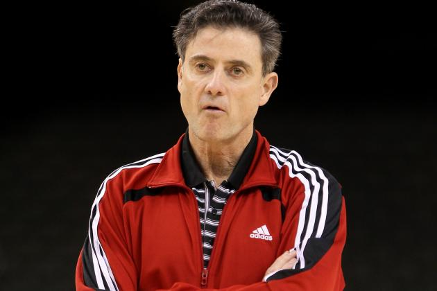 Rick Pitino Inks Extension Through 2022 Campaign