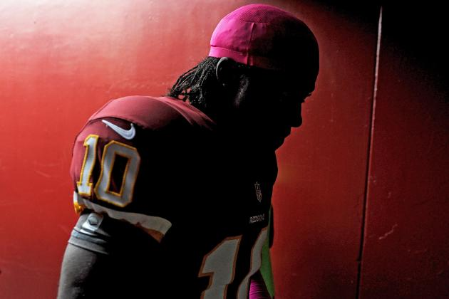 Washington Redskins 2012 Midseason Report: Awards and Predictions