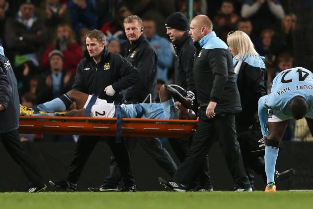 Manchester City: Micah Richards' Injury Means More Tinkering for Roberto Mancini