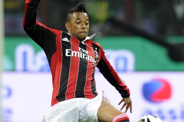 AC Milan eye Robinho-Dede swap