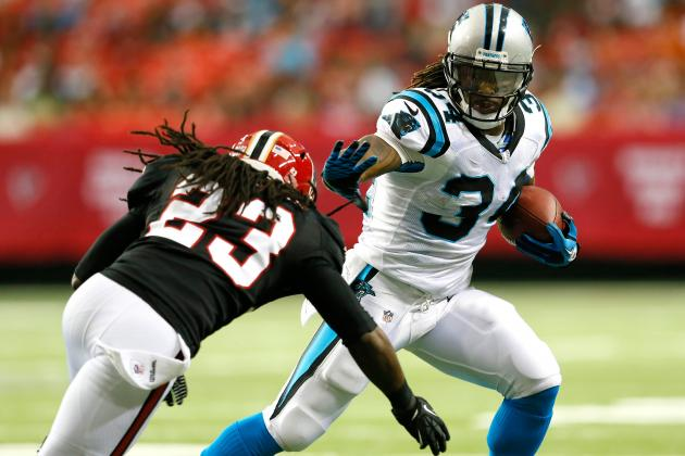 3 Teams That Would Become Playoff Contenders with DeAngelo Williams Trade