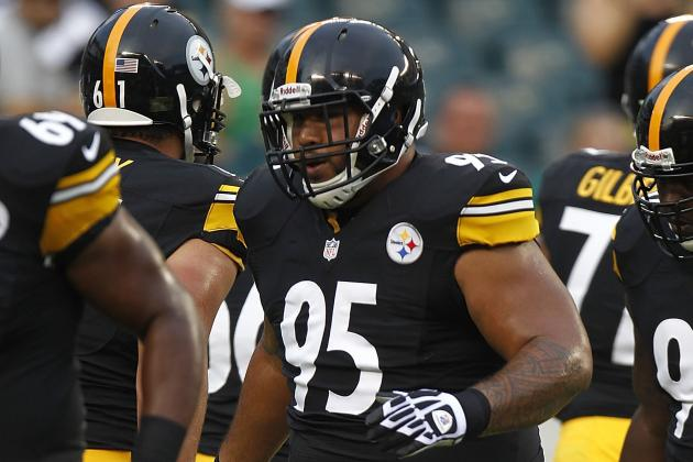 Pittsburgh Steelers Reinstate Alameda Ta'amu Showing Stunning Lack of Vision