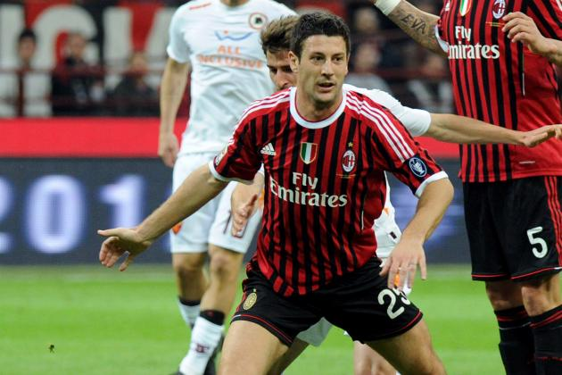 AC Milan's Daniele Bonera: Players Not Worried by the New System
