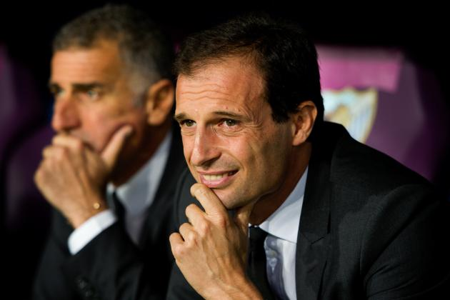 AC Milan Start Search for Allegri Replacement